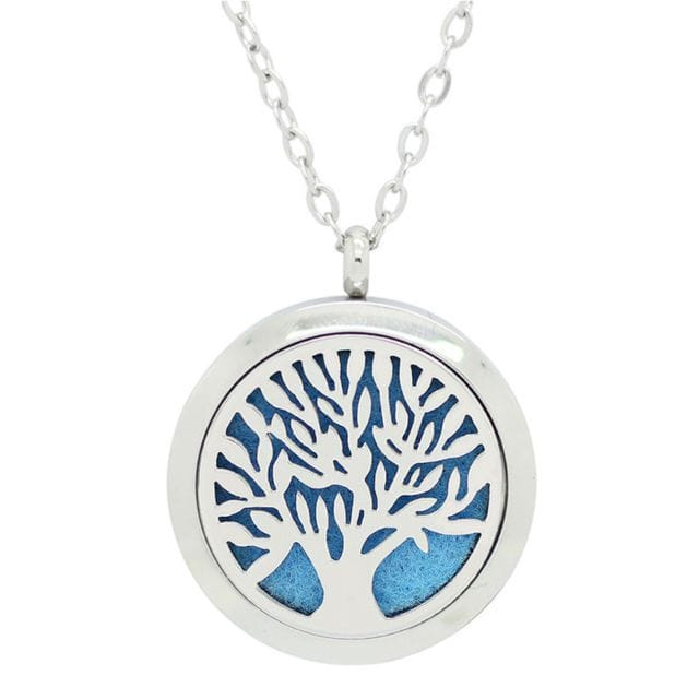 Tree of Life Necklace Perfume Diffuser