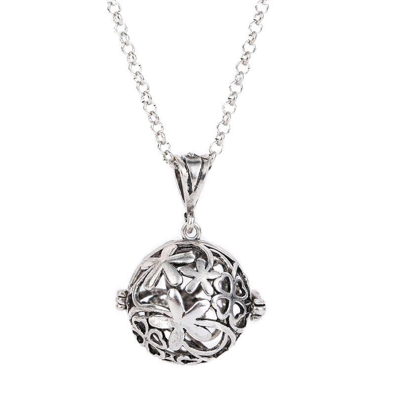 Harmony Ball Perfume Diffuser Necklace