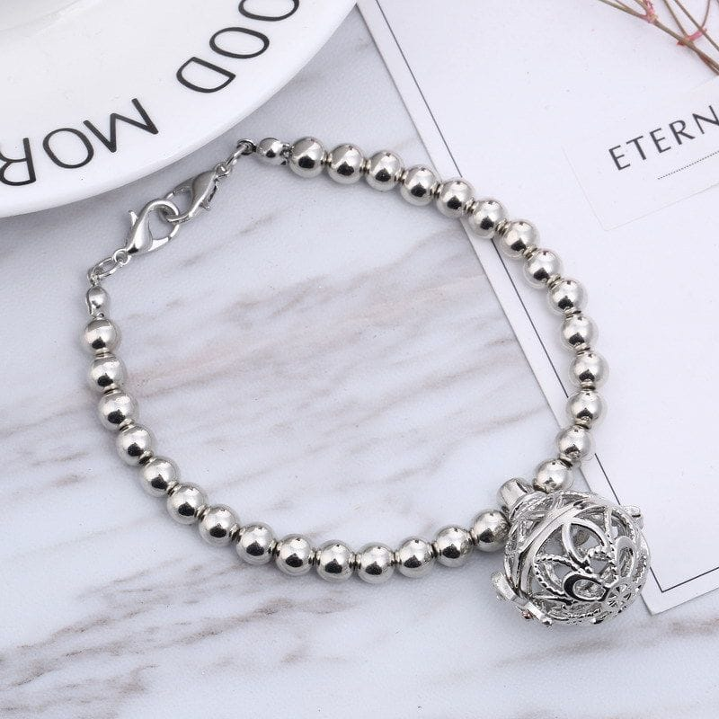 Harmony Ball Perfume Diffuser Bracelet