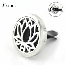 Lotus Flower Car Diffuser - Available for Pre-Order