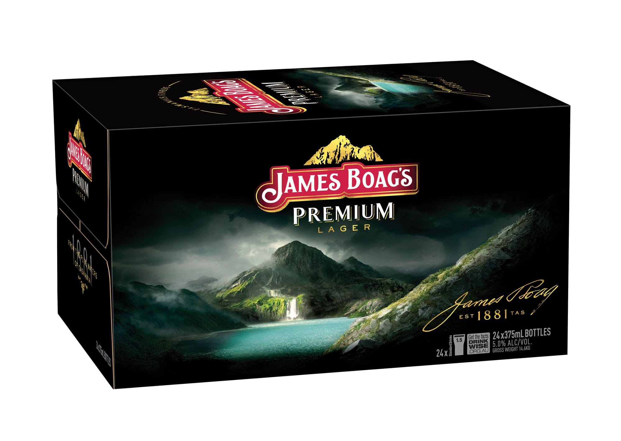 JAMES BOAGS PREMIUM CARTON