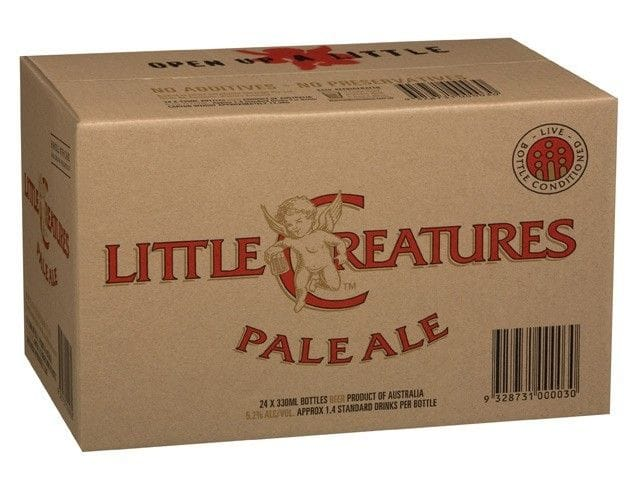 LITTLE CREATURES PALE ALE CARTON