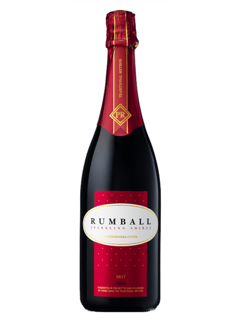 RUMBALL SPARKLING SHIRAZ NV 750ML