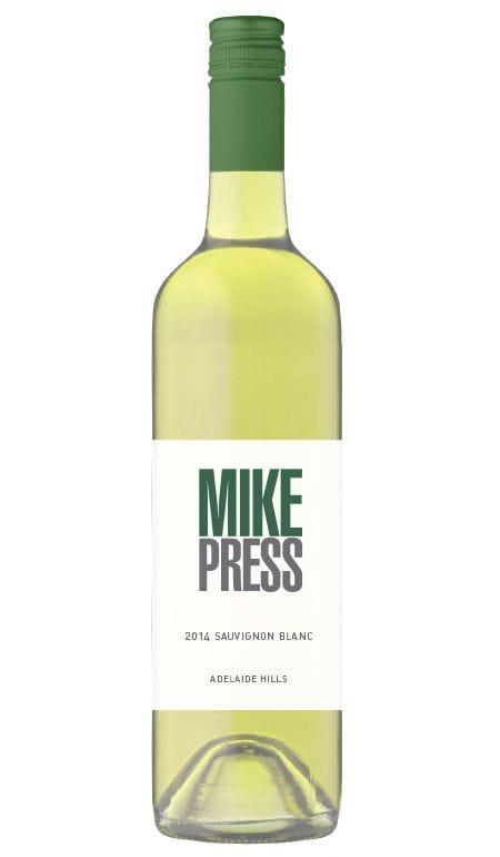 MIKE PRESS SAUVIGNON BLANC 750ML