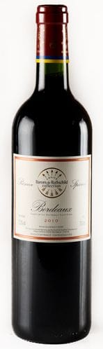 RESERVE SPECIALE BORDEAUX 750ML