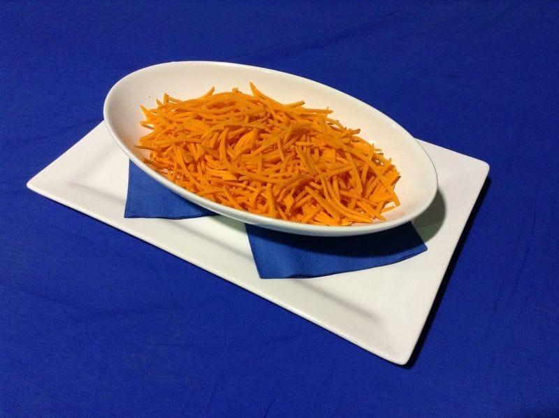 Carrot Sticks 500g