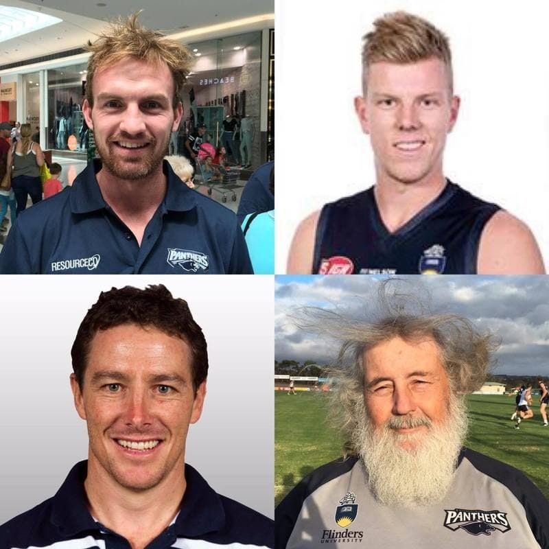 Panthers Join The World's Greatest Shave!