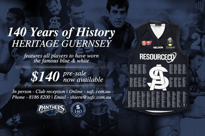 140 Year Heritage Guernsey - Celebrate History in Style!