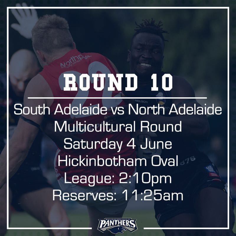 Round 10: South vs North - Teams