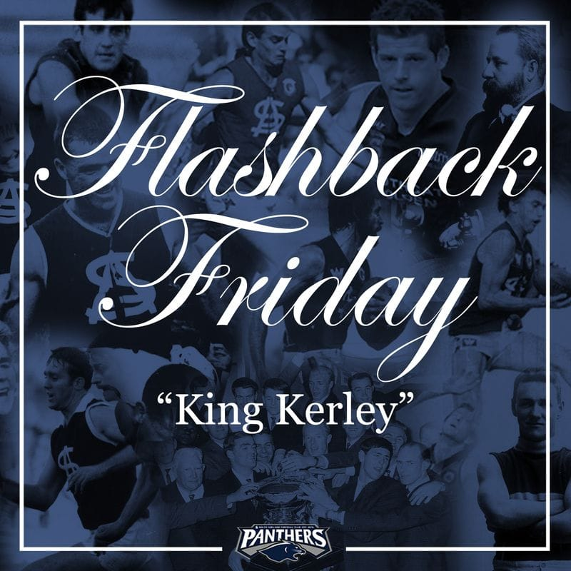 Flashback Friday: King Kerley