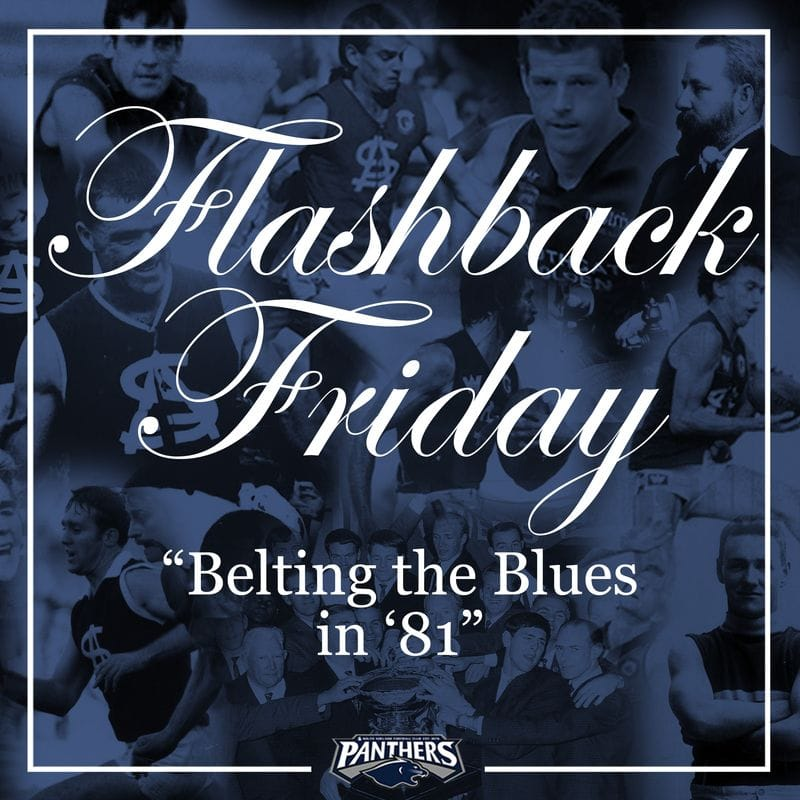 Flashback Friday: Belting the Blues in '81