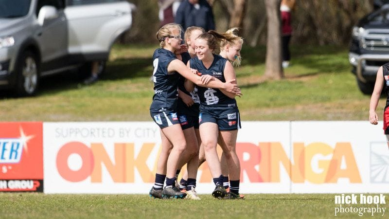 Juniors Girls Report: Round Three - South Adelaide vs Sturt