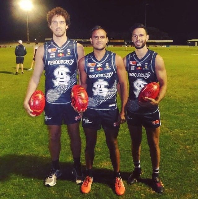 South Adelaide unveil 2017 Indigenous Round guernsey!