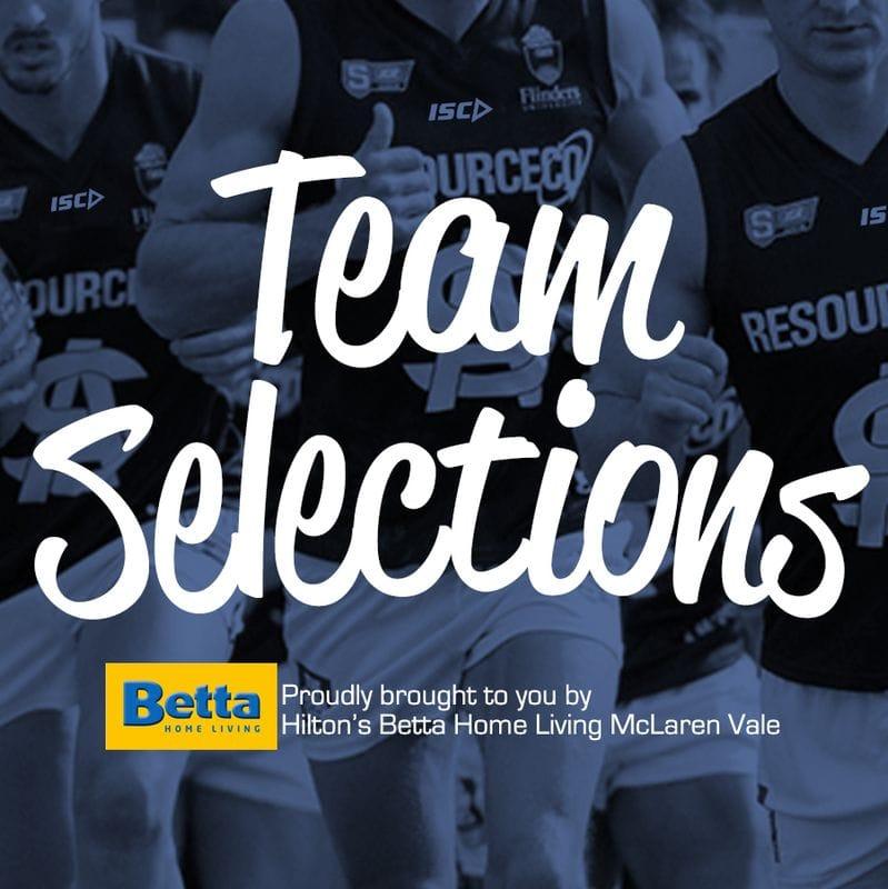Betta Teams: Round 13 - South Adelaide vs Glenelg
