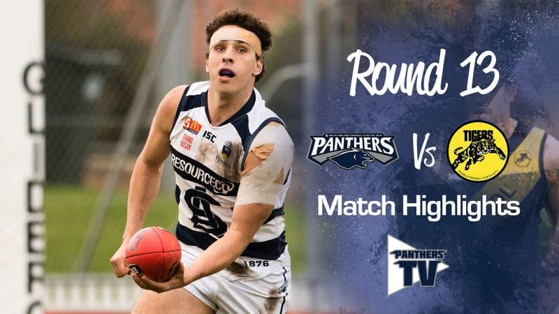 Panthers TV: South Adelaide Vs Glenelg Round 13 Highlights