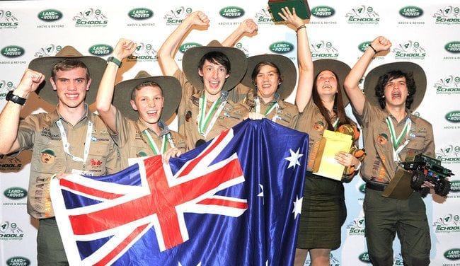 Wombat Warriors - WIN Land Rovers 4X4 Challenge