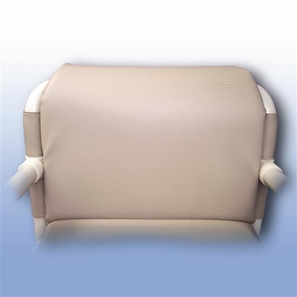 STD commode back cushion