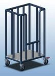 Linen Storage Trolley