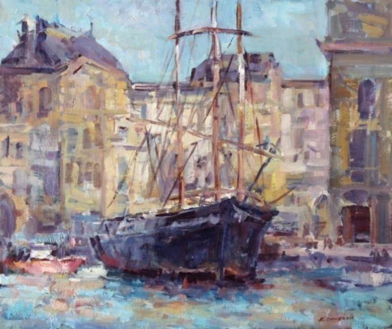 Sailing Ships Victoria