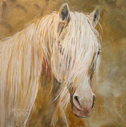Thoughtful Stallion