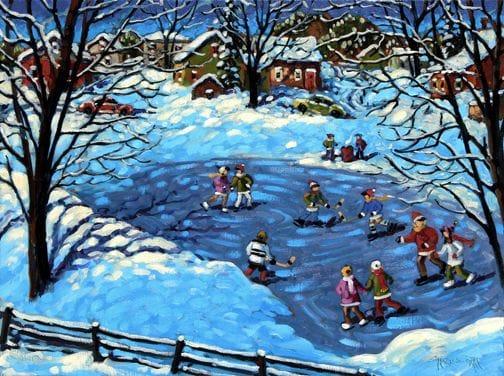At Play December