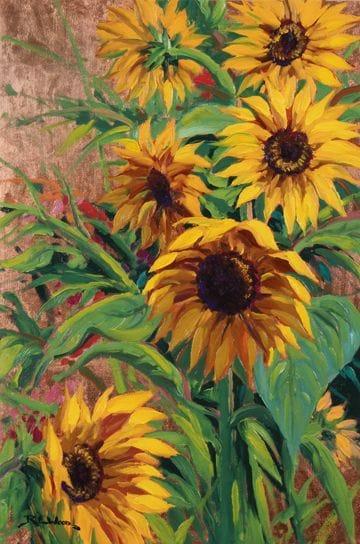 Todos Santos Sunflowers