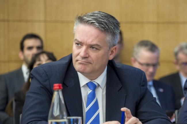 Finance Minister Mathias Cormann bills taxpayers $23,000 for weekend trips to Broome