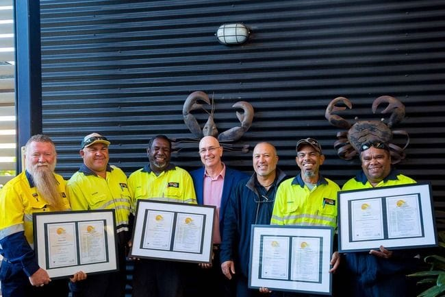 Horizon Power: Pioneers of the first remote community apprenticeship earn their stripes