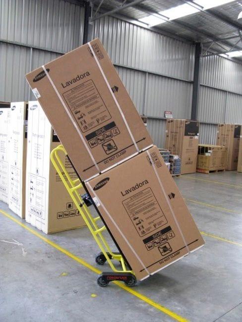 Rotacaster Solutions - White Goods Rotatruck