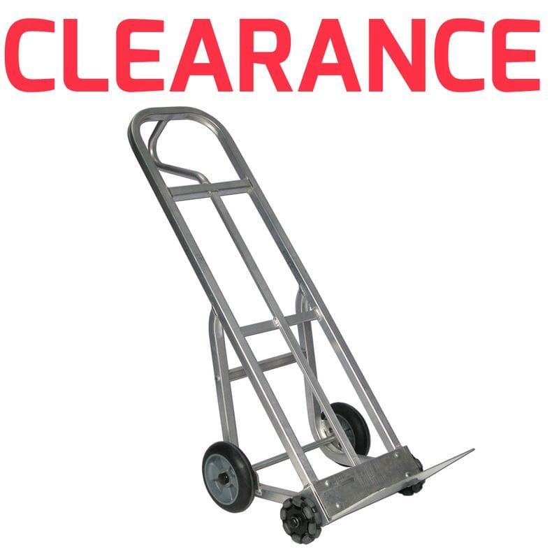 MATERIALS HANDLING CLEARANCE