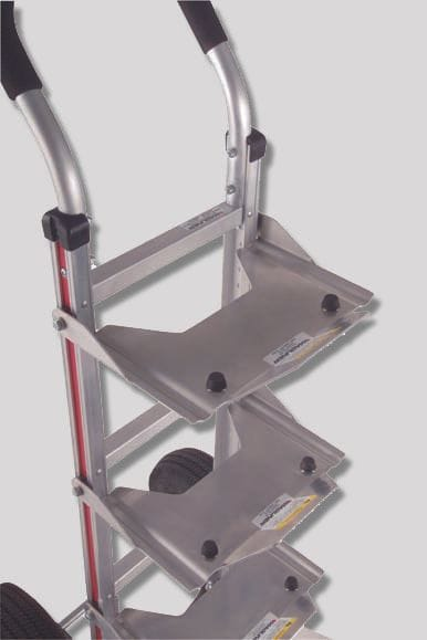 Tray Kit 4 Bottle with trays and hardware