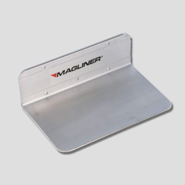 """Aluminium Extruded Nose  457x228mm (18""""x9""""), Magliner"""