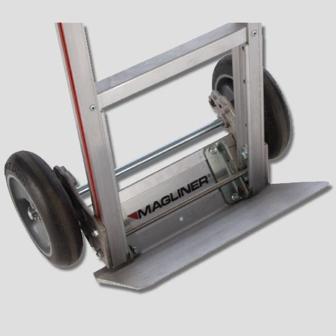 "Folding Nose Kit, Extruded Aluminium (14"" x7.5"") Magliner"