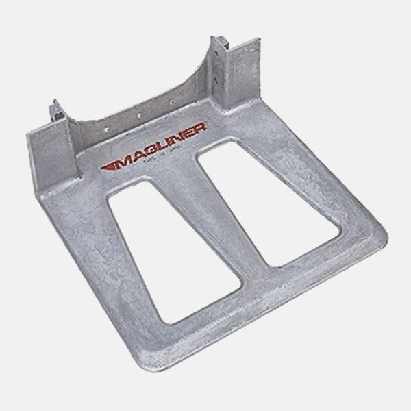 "Magnesium Cast Nose, 356x305mm (14""x12""), Magliner"