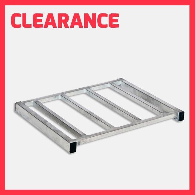Rotatruck Aluminium Pallet