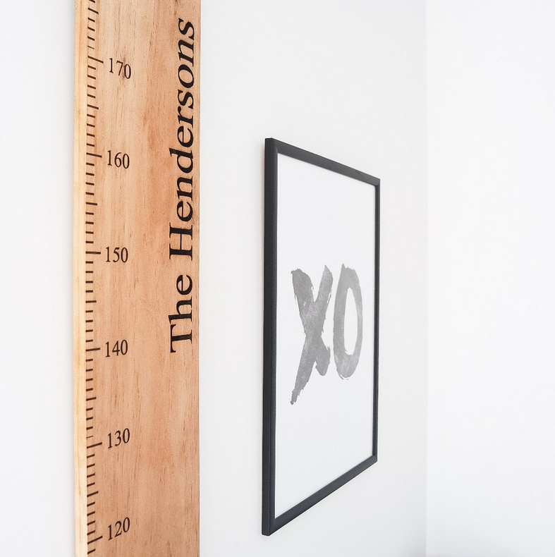 Personalised Height Charts