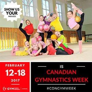Canadian Gymnastics Week