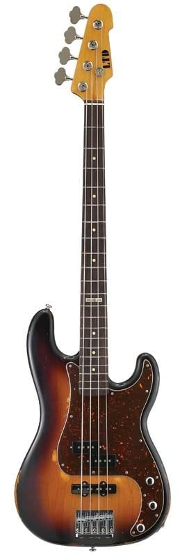 LTD VINTAGE-204R 3TB BASS DISTRESSED