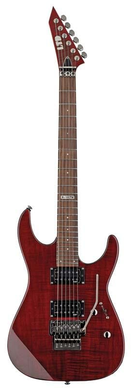 LM-100FMSTBC: LTD M-100 FM STBC FLAME TOP