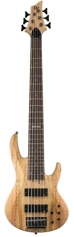 LB-206SMNS: LTD B-206 SM NS 6 STRING BASS