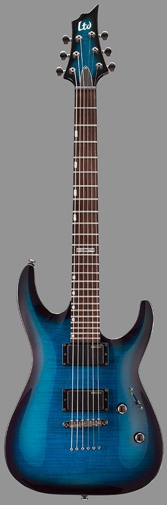 LH-330NTBLSB: LTD H SERIES NO TREM ACTIVE P/U BLUE SUNBURST