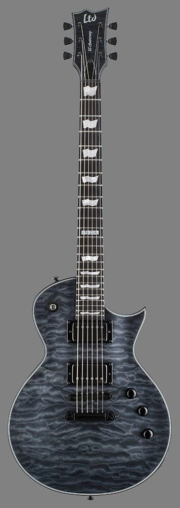 LEC-2015: LTD 40TH ANNIVERSARY EC-2015 SEE THRU BLACK