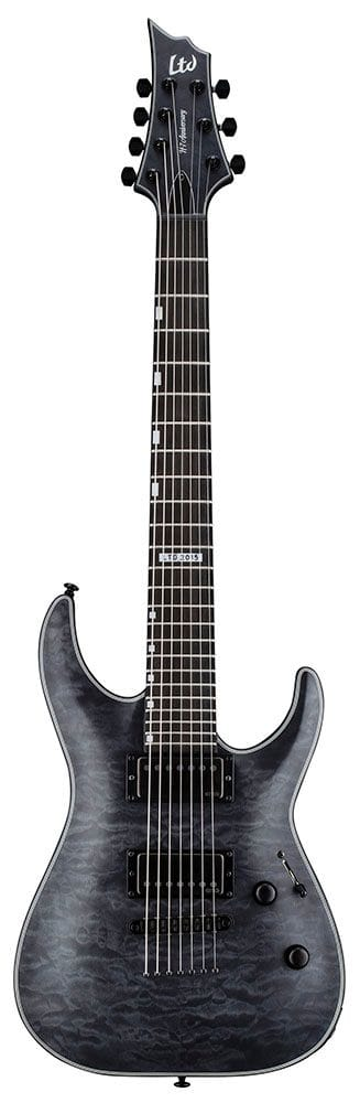 LH7-2015: LTD 40TH ANNIVERSARY H7-2015 SEE THRU BLACK