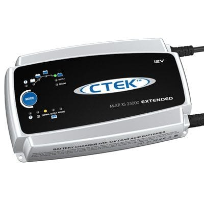 C-Tek Marine Battery Chargers