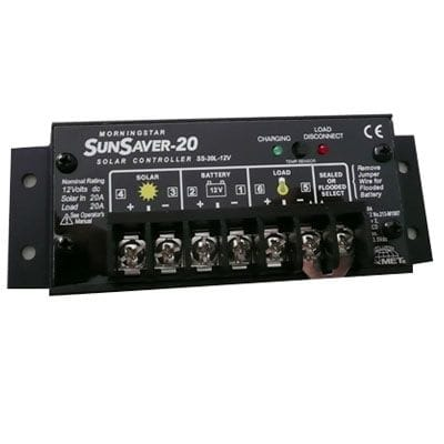 Morningstar SunSaver Regulators