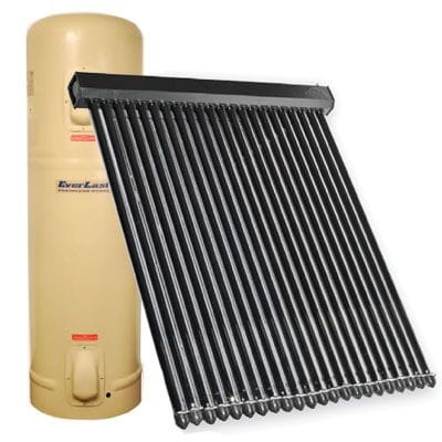 Apricus Stainless Steel Solar Hot Water System