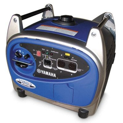 Yamaha Blue Whisper Inverter Generators