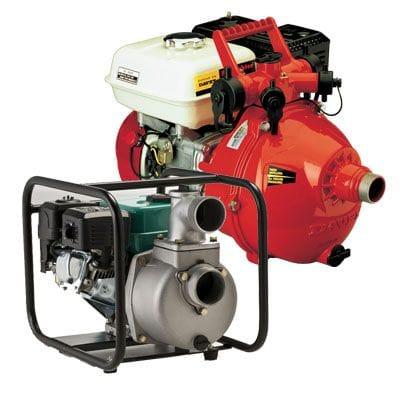 Firefighting Pumps