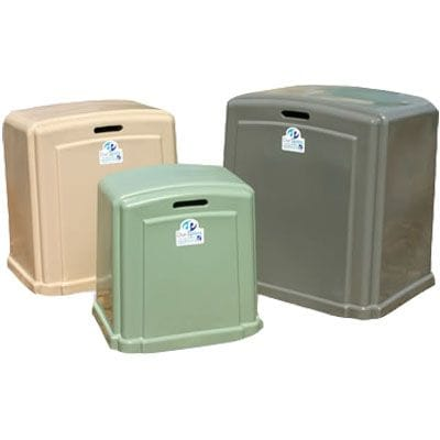 Poly Pump Covers