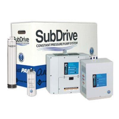 Submersible Bore Pumps